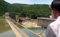 Quảng Ngãi: thủy điện tích nước, hạ lưu khô kiệt