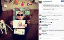 Cụ bà thắp lửa Instagram bằng niềm vui sống