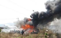 Hai ngày, ba vụ cháy ở một quận