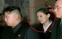 Em gái Kim Jong-Un giữ chức vụ cao