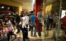 Băng cướp tấn công trung tâm mua sắm lớn ở Philippines