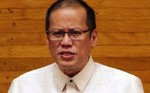 Tổng thống Philippines khẳng định quyết tâm kiện Trung Quốc