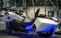 Xe Honda bước ra từ truyện tranh