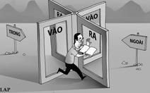 """Triết lý tiếng Việt trong """"vào Nam ra Bắc"""""""