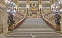 Thăm nhà hát Opera Paris bằng công nghệ Street view