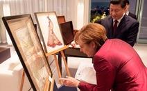 Đức tặng Trung Quốc bản đồ không có Hoàng Sa - Trường Sa