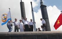 Lữ đoàn tàu ngầm là niềm tự hào của đất nước
