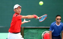 Davis Cup ở Đà Lạt khổ vì mưa