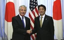 Mỹ tái cam kết bảo vệ Nhật