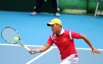 Thua Sri Lanka 2-3, quần vợt VN rơi xuống nhóm III