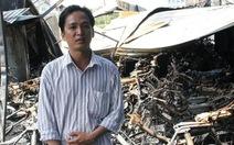 Cháy bãi xe ở Q.8: ước tính thiệt hại 2 tỉ đồng