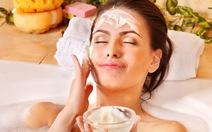 Chăm sóc da trước khi say giấc nồng