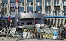 Ukraine cáo buộc người biểu tình thân Nga bắt giữ con tin