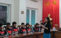 Đội tuyển nữ quốc gia được tư vấn dinh dưỡng