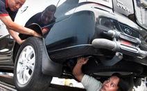 Toyota VN triệu hồi 42.772 xe Innova, Fortuner