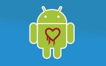 """""""Trái tim rỉ máu"""" đe dọa thiết bị Android 4.1.1"""