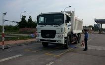 Cần Thơ: trạm cân tải trọng xe hoạt động 24/24
