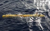 Tàu ngầm mini tìm MH370 gặp sự cố