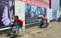 Triển lãm ảnh về người khuyết tật