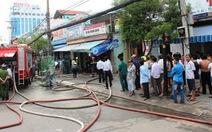 Cháy tiệm tạp hóa gần Chợ Lớn, hai người tử vong