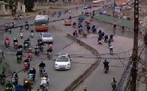 Hà Nội khẳng định đường Trường Chinh cong hiệu quả kinh tế hơn