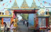 Lễ hội cúng dừa của người Khmer
