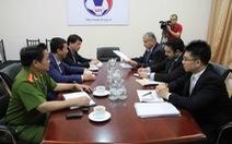 FIFA và AFC hi vọng sớm có kết luận điều tra vụ bán độ ở CLB Ninh Bình