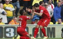 Đá bại Norwich 3-2,  Liverpool đến gần ngôi vô địch
