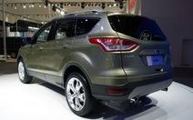 Ford sản xuất Everest tại Trung Quốc