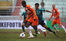 Vượt qua cú sốc dàn xếp tỉ số, Ninh Bình đè bẹp Yangon 4-1