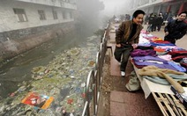 60% nguồn nước ngầm Trung Quốc ô nhiễm nặng
