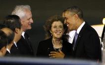 """Chuyến đi """"trấn an"""" của ông Obama"""