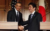 Tổng thống Mỹ khẳng định cam kết bảo vệ Senkaku/Điếu Ngư