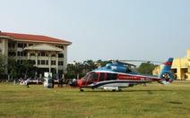 Bay du lịch bằng trực thăng, khám phá Phong Nha - Kẻ Bàng