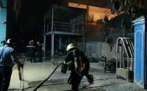 Vụ cháy ở KCN Lê Minh Xuân: Cháy khoảng 500 tấn hóa chất