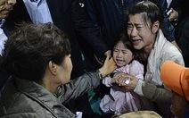 Tìm thấy thi thể con trai cô dâu người Việt trên phà Sewol