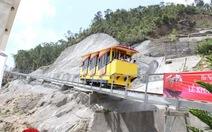 """Đà Nẵng đưa vào sử dụng tuyến """"Tàu hỏa leo núi"""""""
