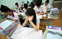 Đề án đổi mới chương trình - sách giáo khoa: Quá sơ sài