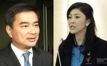 Thủ tướng Yingluck đàm phán với lãnh đạo Đảng Dân chủ