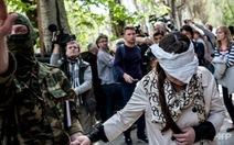 Phóng viên trở thành mục tiêu tại Ukraine