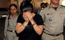 Campuchia kết án kẻ buôn 700 người 10 năm tù