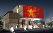 Chọn đồ án của Nhật để xây nhà trưng bày Hoàng Sa