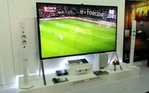 Sony giới thiệu hệ sinh thái 4K