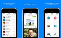 Facebook Messenger có thêm nhiều tính năng hay trên iPhone