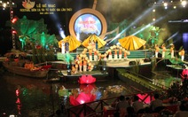Hơn 300.000 lượt người tham gia Festival đờn ca tài tử
