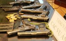 Bắt ba đối tượng trộm súng ở trại giam Thanh Phong