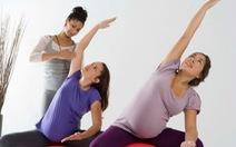 Vì sao phụ nữ mang thai cần tập thể dục?