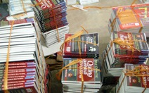 Vụ kiện in sách lậu: First News bất bình