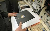 Đĩa mềm những năm 1970 chứa... mã lệnh phóng tên lửa