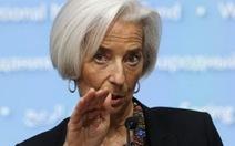 IMF phê chuẩn gói viện trợ 17 tỉ USD cho Ukraine
